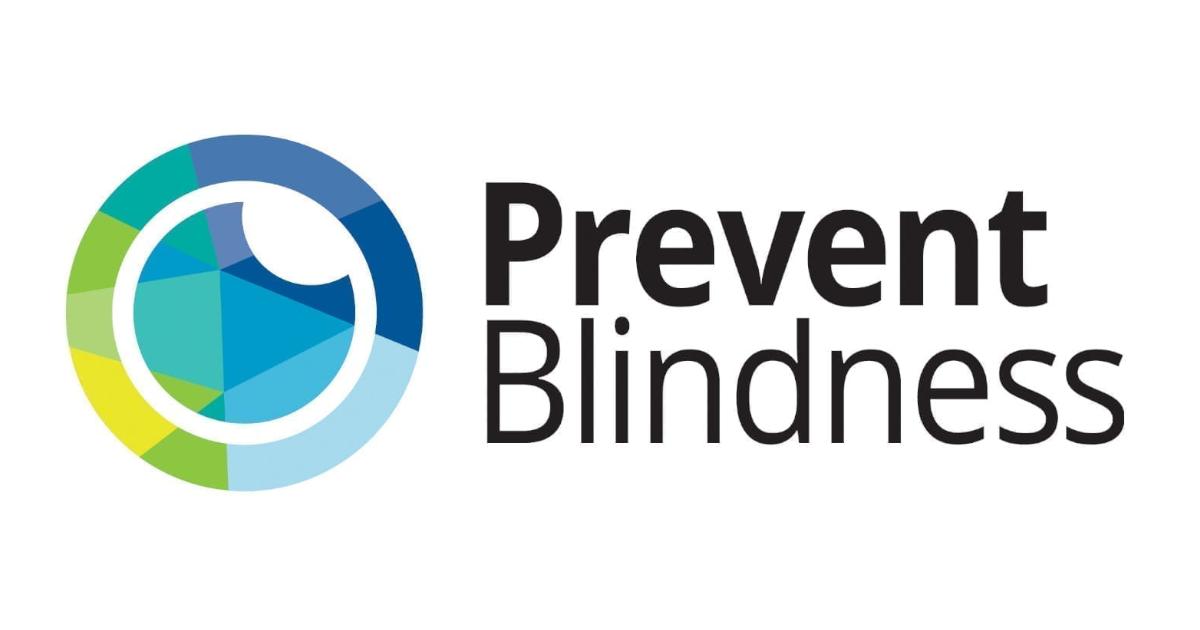 Prevent Blindness logo