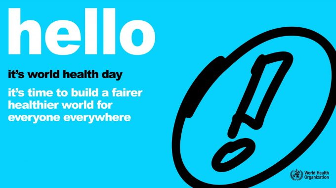 World Health Day 2021 Poster